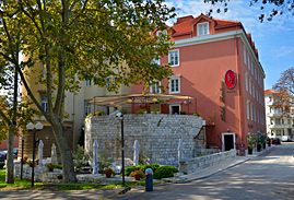 Travel to croatia with secret dalmatia travel agency for for Best boutique hotels in zadar