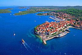 Korcula is one of the highlights of off the beaten beaten path tour of croatia