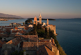 visiting rab island on the off the beaten path tour of croatia