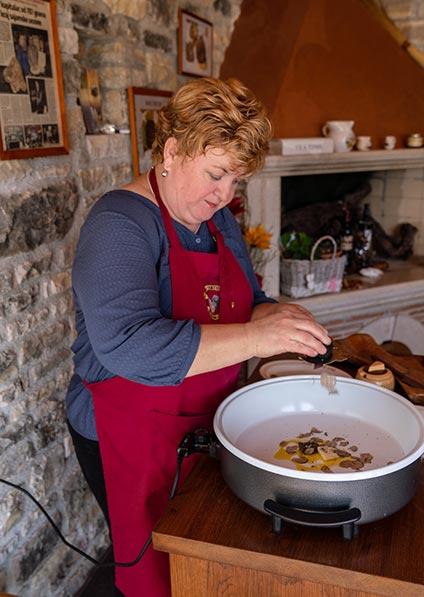 Day 10, truffle hunt and tasting Istria; wine tour of croatia