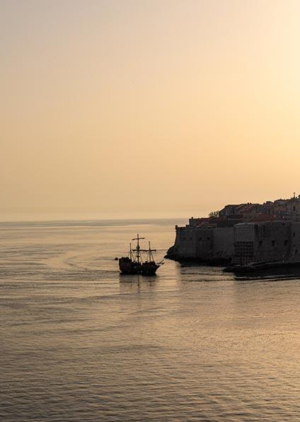 Day 15, visit Dubrovnik