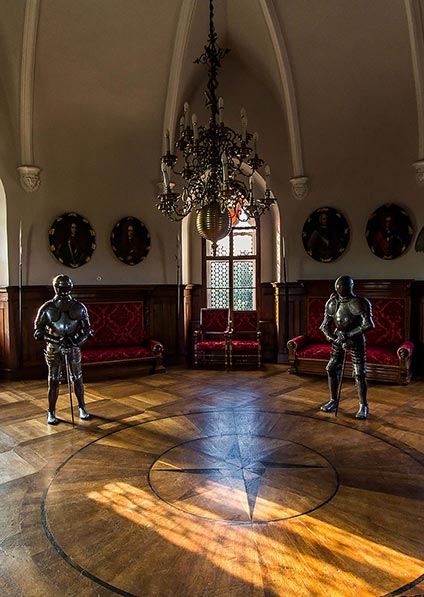 Day 2, visit the zagorje region for a tour of varazdin and the trakoscan castle followed by a traditional lunch