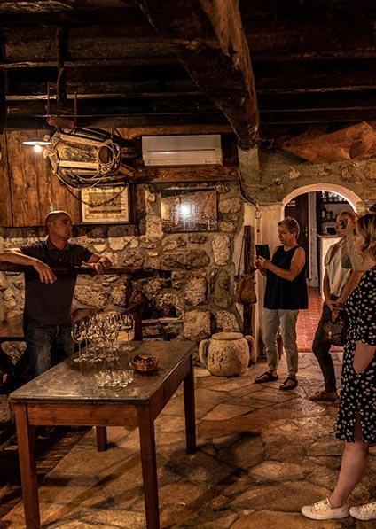 Day 3, wine tasting on Peljesac peninsula