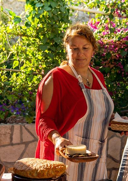 Day 4, Katija Puljizević, wine tour of Croatia