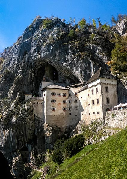 Day 4, Predjama Castle