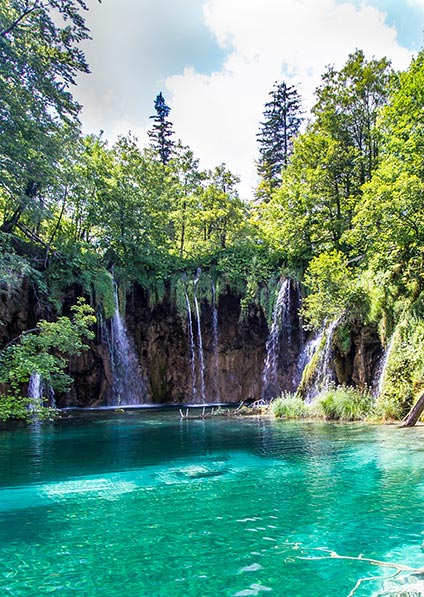 Day 6, Plitvice lakes, Croatia