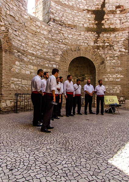 Day 7, private guided walking tour of the Diocletian's palace