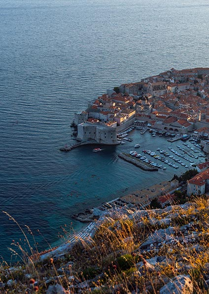 Day 8, enjoy a private guided walking tour of Dubrovnik old town, its baroque palaces and medieval grid