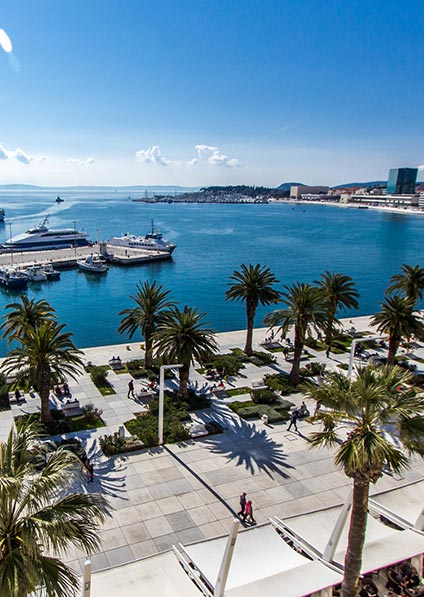 Day 8, Split Croatia