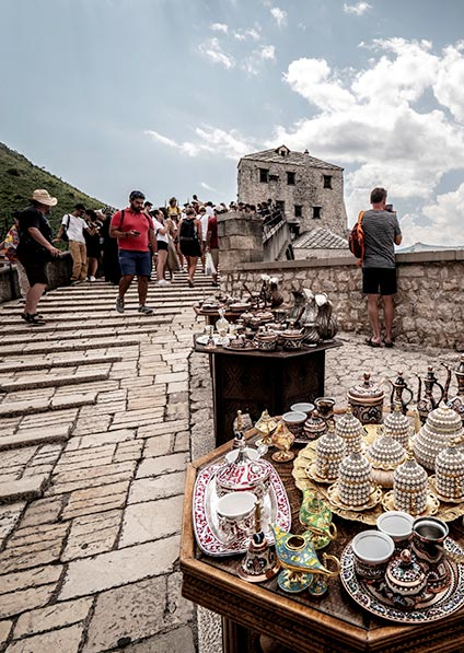 Day 9, visit Mostar for Jewish heritage in that area of Bosnia and Herzegovina