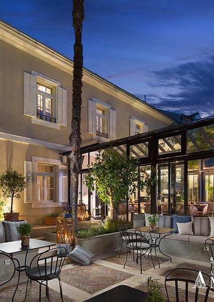 hotel Almayer in Zadar