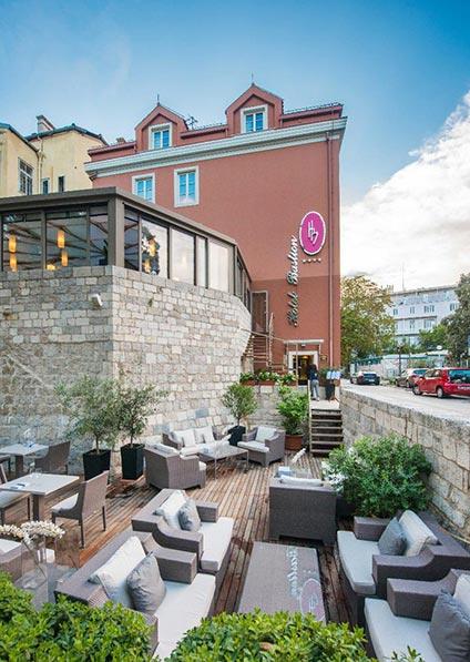Hotel Bastion 4*, Zadar