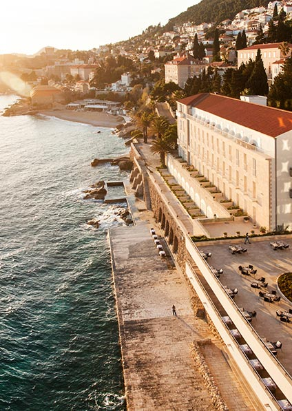 Luxury hotel Excelsior 5* in Dubrovnik