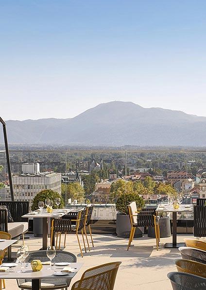 Hotel Intercontinental in Ljubljana