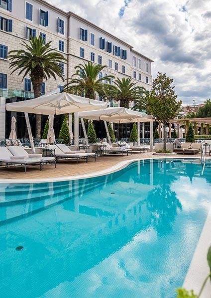 Hotel Park Split, wine tour of Croatia