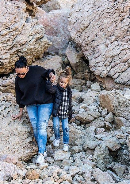 Hiking for kids in Croatia
