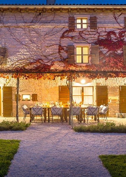 Villa Meneghetti Istria