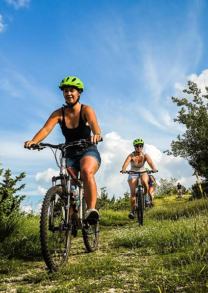 Cycling Croatia in Dalmatian Hinterland followed by picnic lunch prepared by your guide