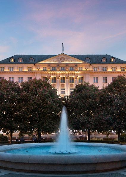 Hotel Esplanade in Zagreb