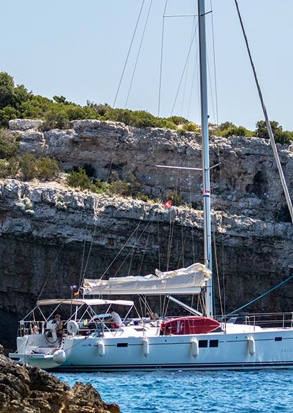 Sailing Boats charter Croatia