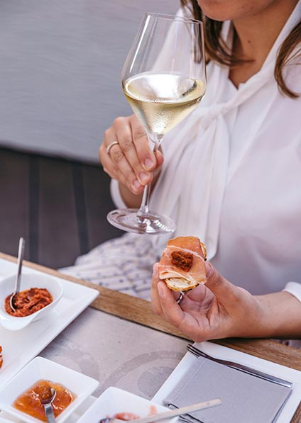 enjoy a wine and cheese tasting in Split