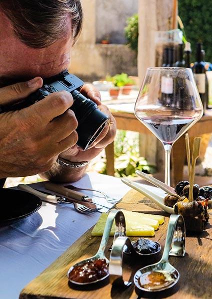 wine tour of Brac island