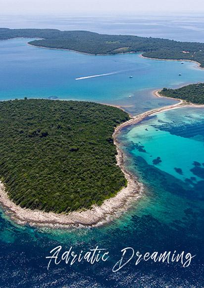 Adriatic dreaming, Adriatic coast travel programs