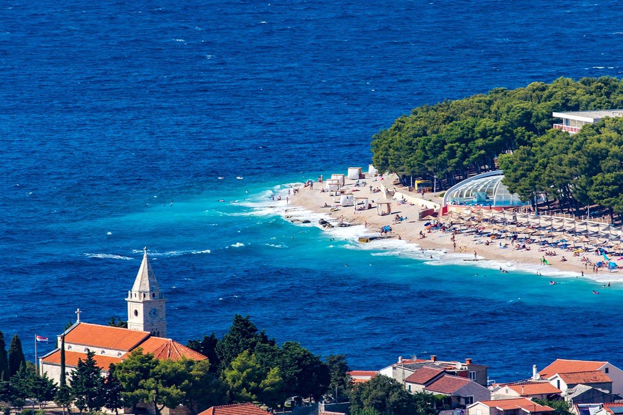 Croatia Family Beach Holidays