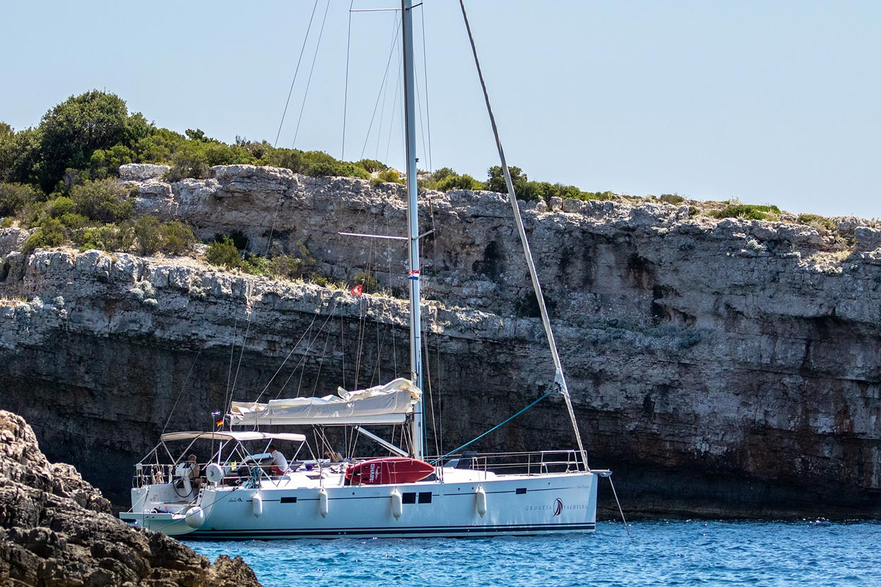 Croatia Sailing and Yachting Packages