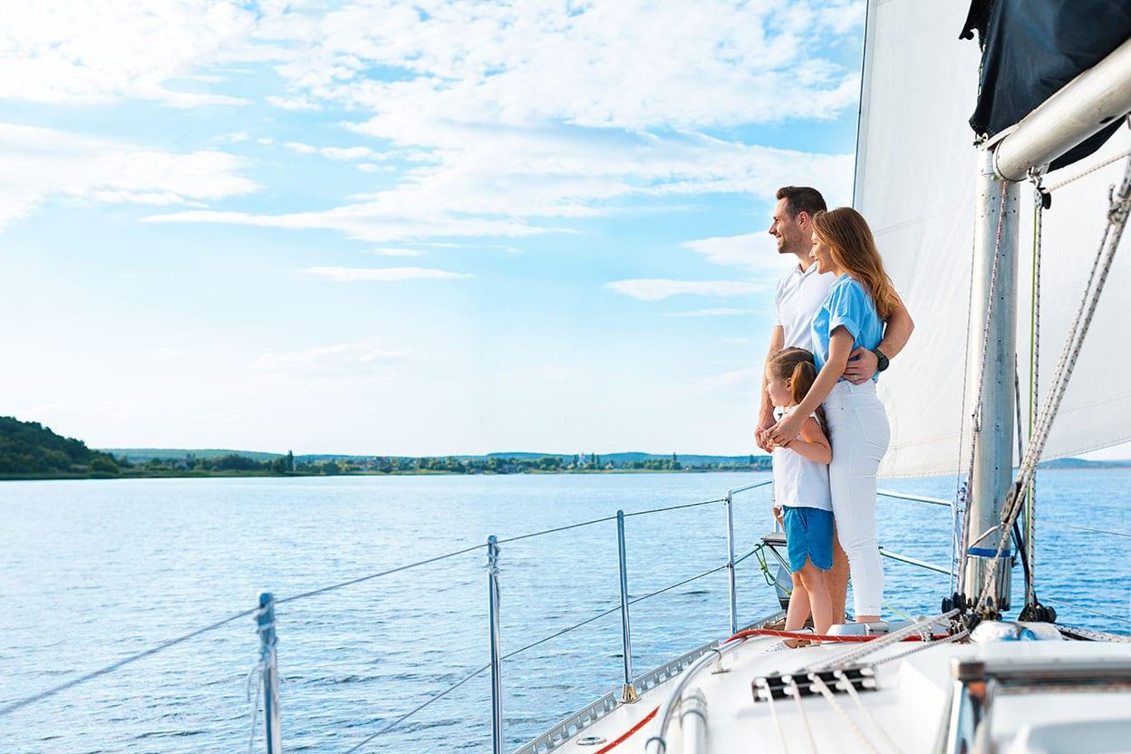 Family Sailing Holidays