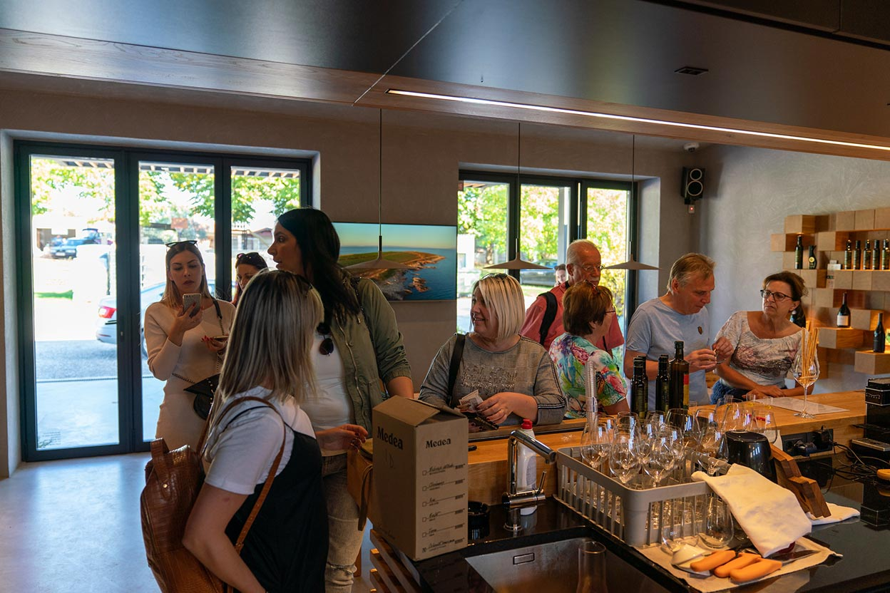 Food and Wine Shore Excursions in Croatia