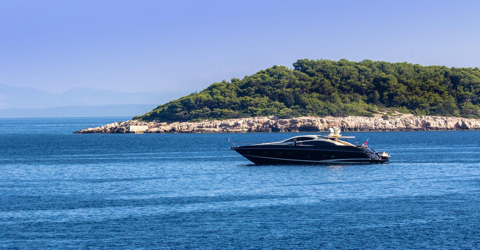 Luxury Yacht Charter in Croatia