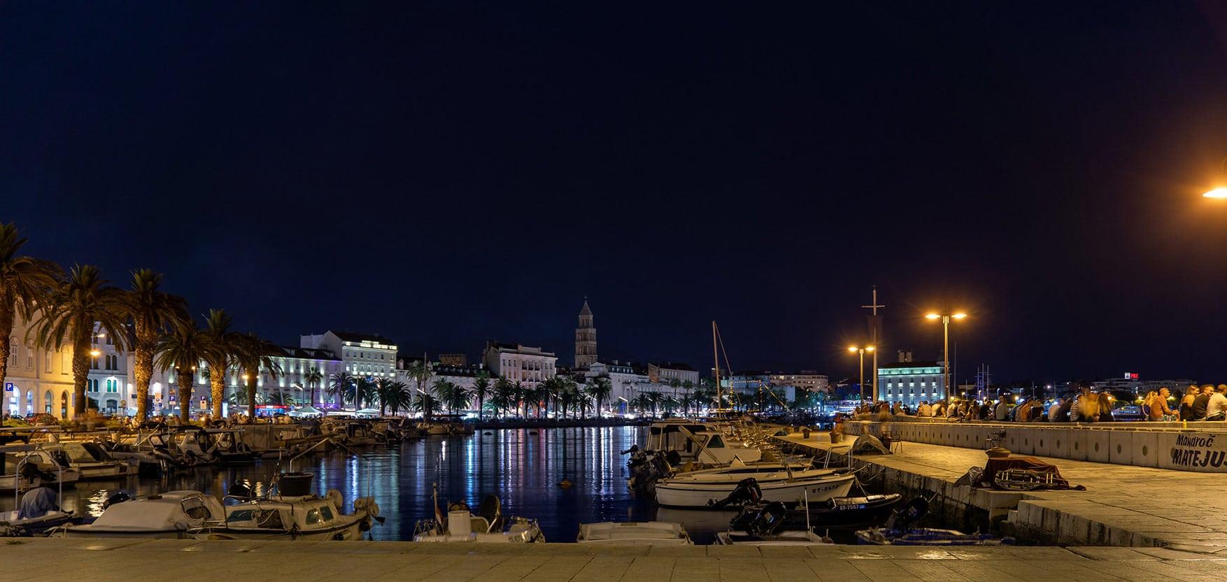 Pre and Post Charter Destinations in Croatia
