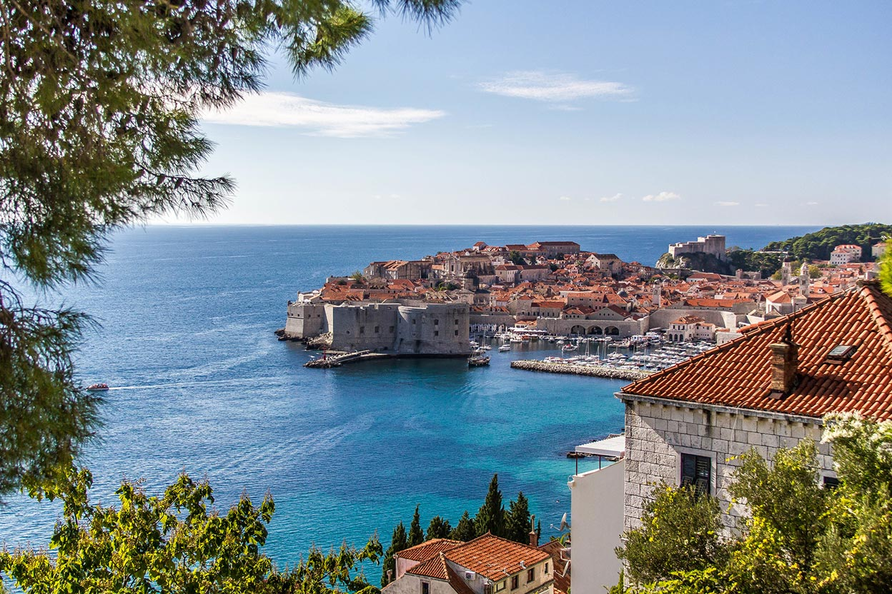 Dubrovnik, a Croatian romantic getaway