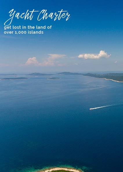 Sailing and Yacht Charter Croatia Travel Guide