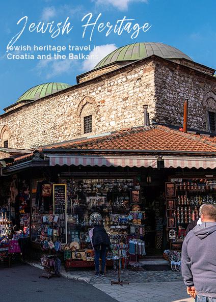 Jewish heritage travel guide