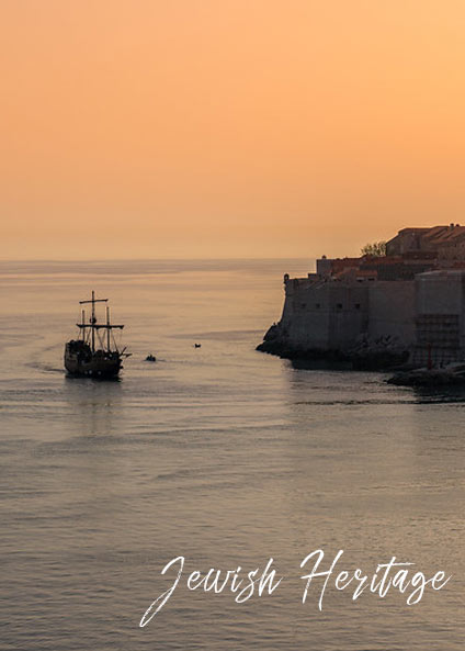 Jewish heritage, private travel program Croatia