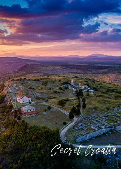 Secret Croatia, private travel program Croatia